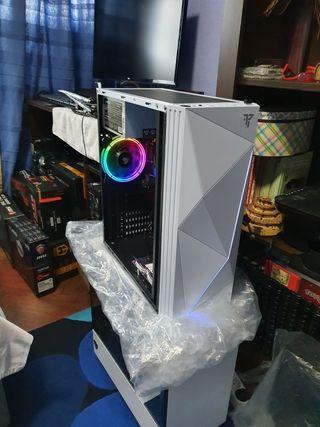 Gaming i3-6100/8gb/SSD/500gb/gtx 750ti