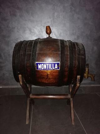 barril de vino decorarivo