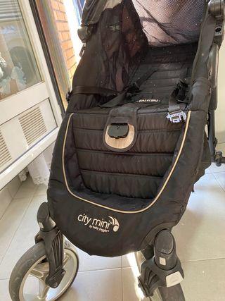 Chollo Carro cochecito niño city mini baby jogger