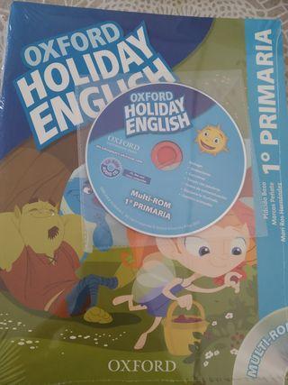 libros oxford holiday English