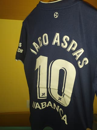 Camiseta Iago Aspas Celta
