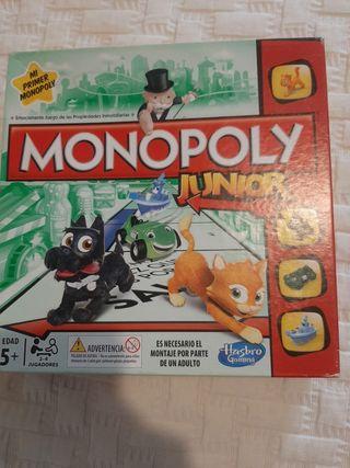 monopoli junior perfecro estado