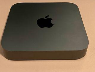 Mac mini 2018. I7 de 6 núcleos. 16 GB ram