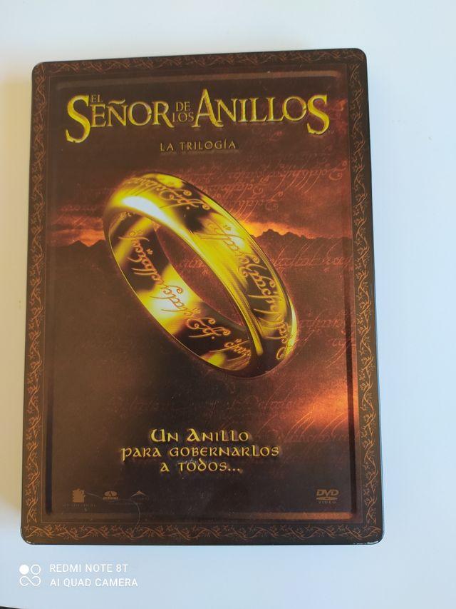 el señor de los anillos, trilogia