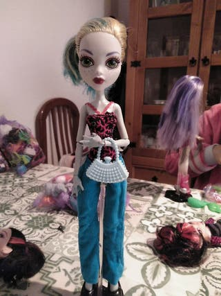 Monster high lagoona