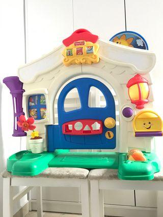 Casa musical infantil