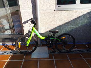 bici niño orbea grow