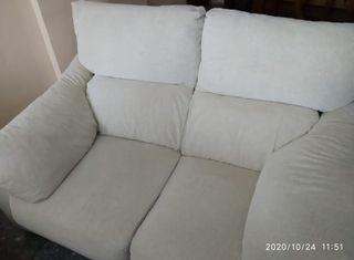 Conjunto de sofás 3+2 plazas