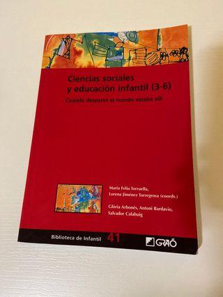 Libro Ciencias sociales y educación infantil (3-6)