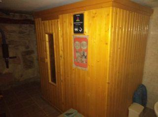 Sauna para 4-6 personas