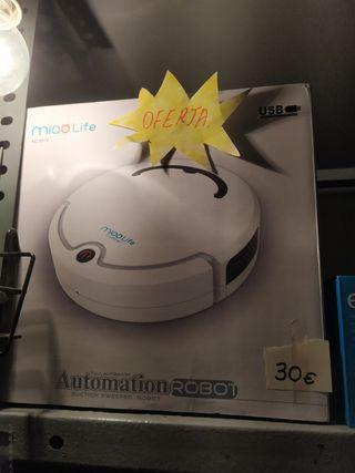 robot aspirador hago envíos