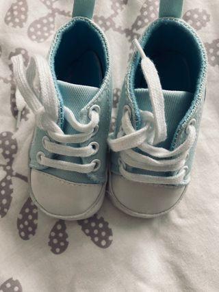 Zapatillas bebé 6 meses