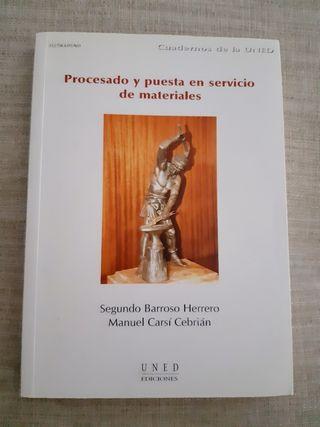 Libro Procesado y puesta en servicio de materiales