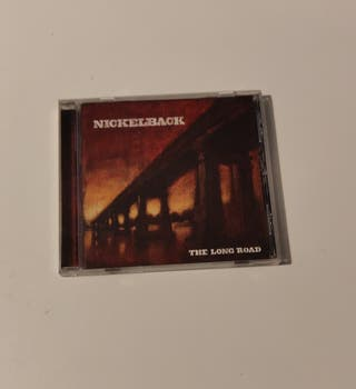 CD NickelBack The Long Road
