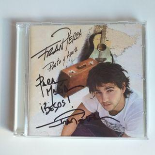 CD Fran Perea firmado
