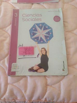 Libros de Sociales de 3 primaria