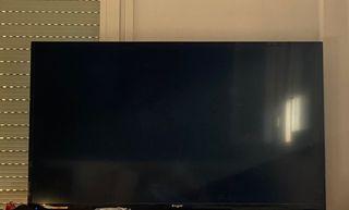 """Tv 43"""" hd engel con mando"""