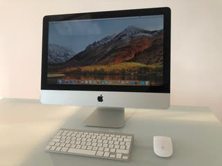"Apple iMac 21,5"" i5 2,5Ghz 12Gb RAM 500Gb SSD"