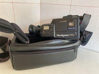Cámara de video Sony Handycam Pro