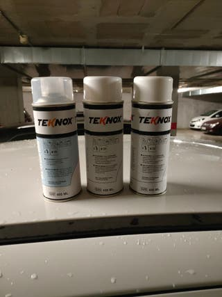 spray mate para llantas de aluminio y parachoques