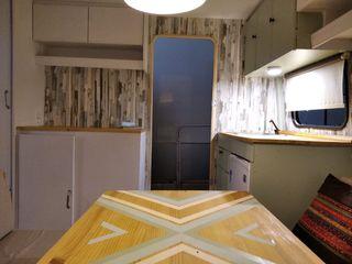 Caravana Burstner de menos 750 kg