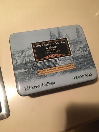 Historia postal de Galicia