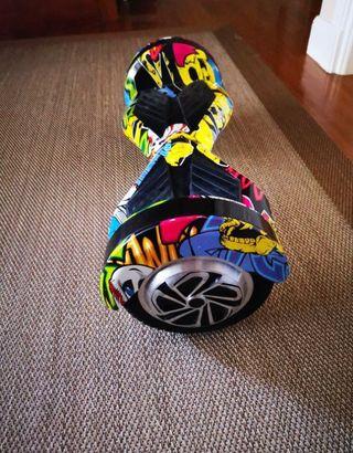 Hoverboard I8 graffiti