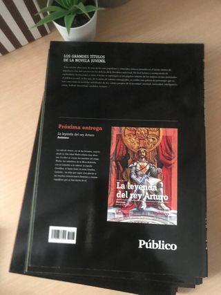 Colección los grandes títulos de la novela juvenil