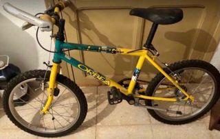 Bicicleta Junior Orbea