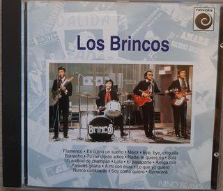 Cd LOS BRINCOS. 18 éxitos