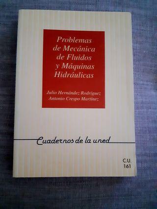 Libro Problemas de mecanica de fluidos y máquinas