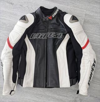 Cazadora moto cuero Dainese G Racing C2 P talla 48