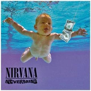 nirvana Nevermind - Vinilo