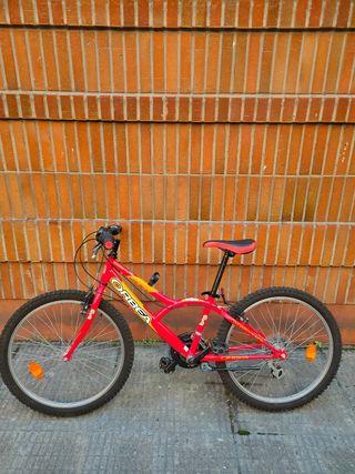 """Bicicleta Orbea niño 24"""""""