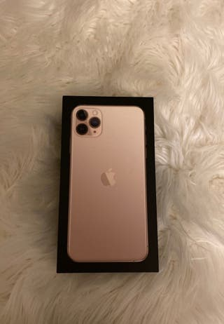Iphone 11 Pro Max 64GB Oro Impecable