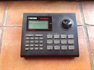 Caja de ritmos Boss Dr 550 mkII