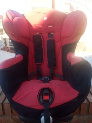 silla para coche en buen estado