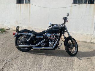 Harley-Davidson Dyna Super Glide Custom 1600cc