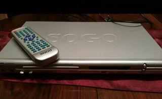 Reproductor DVD SOGO