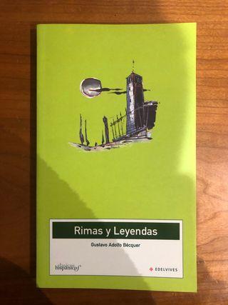 Rimas y Leyendas - Gustavo Adolfo Becquer