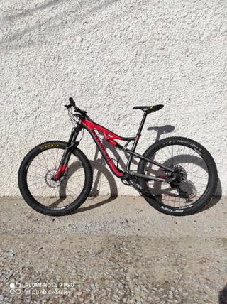 Se vende bicicleta doble suspensión Xc