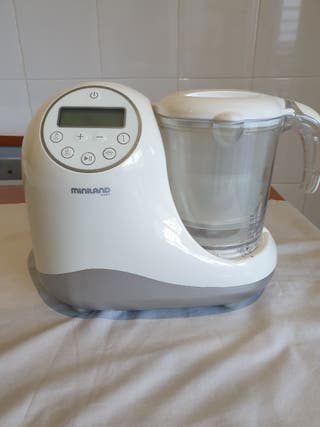 robot cocina bebé miniland baby