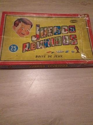 JUEGOS REUNIDOS GEYPER 25
