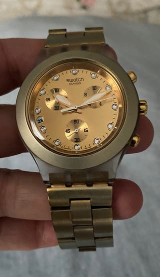 Reloj suizo swatch