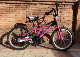 Bicicleta Monty para niños/as