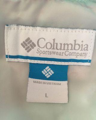 Abrigo Columbia niña