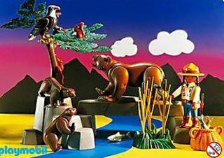 Playmobil REFERENCIA 3830 . LEER BIEN . SIN CAJA