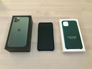 iPhone 11 Pro Max 256GB Verde (Midnight Green)