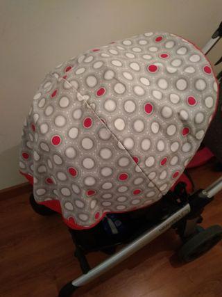 Funda silla de paseo + cubre capota MICO´s