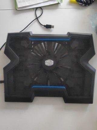 Ventilador portátil CoolerMaster NotePal X3